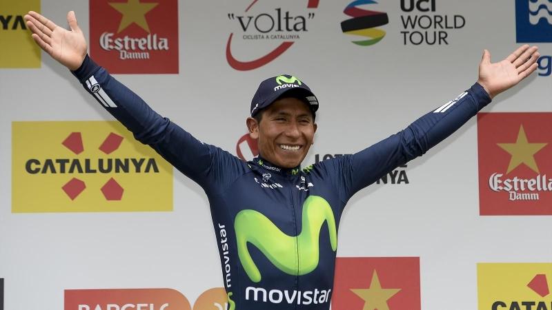 Nairo Quintana là tay đua leo núi rất hay