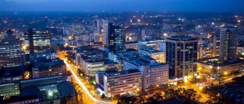 Narobi đang là một thành phố cực kỳ phát triển