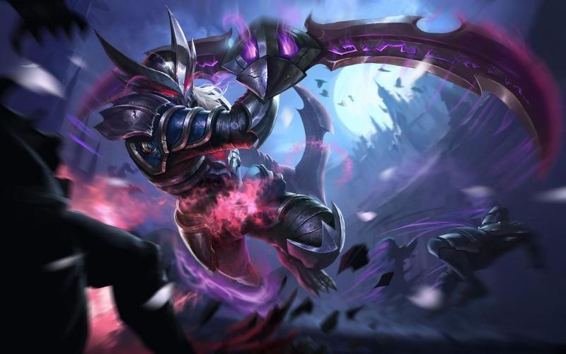 Nakroth được mệnh danh là vị thần rừng