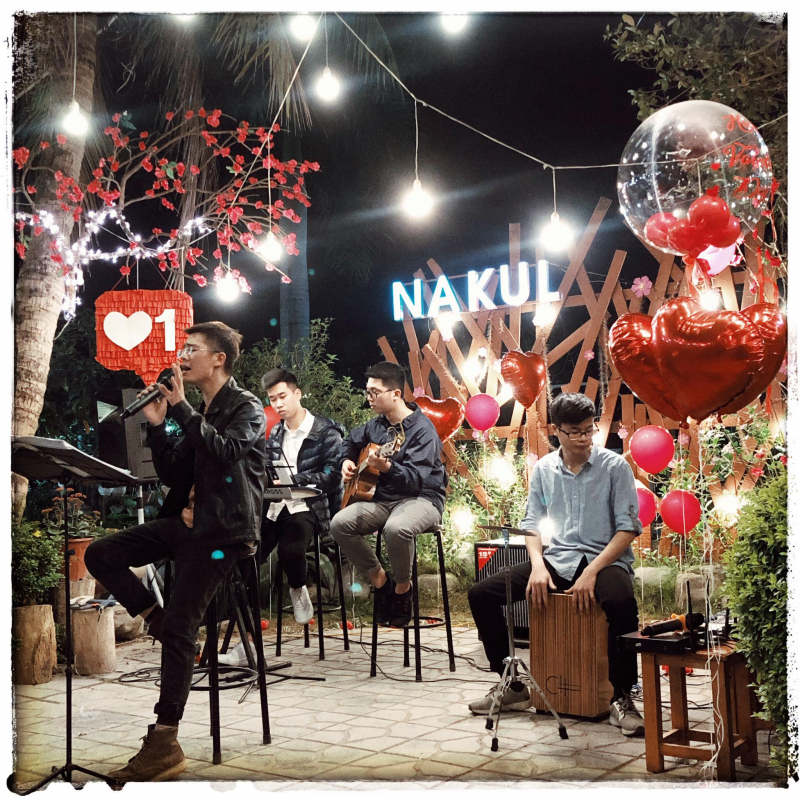 Nakul coffee