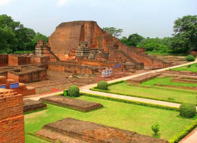 Nalanda – trường đại học Phật giáo cổ xưa nhất thế giới