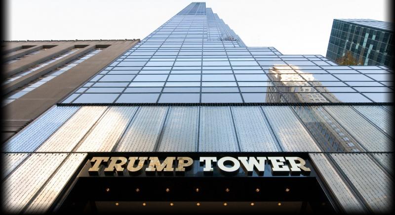 Năm 1983: Tòa tháp Trump