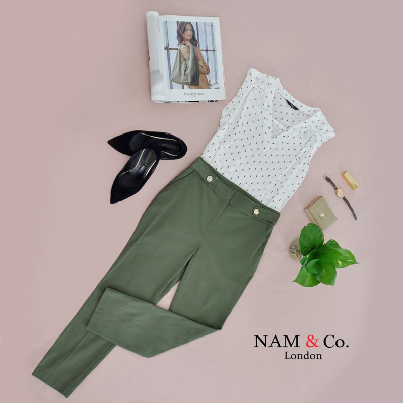 Mix and Match with Nam & Co