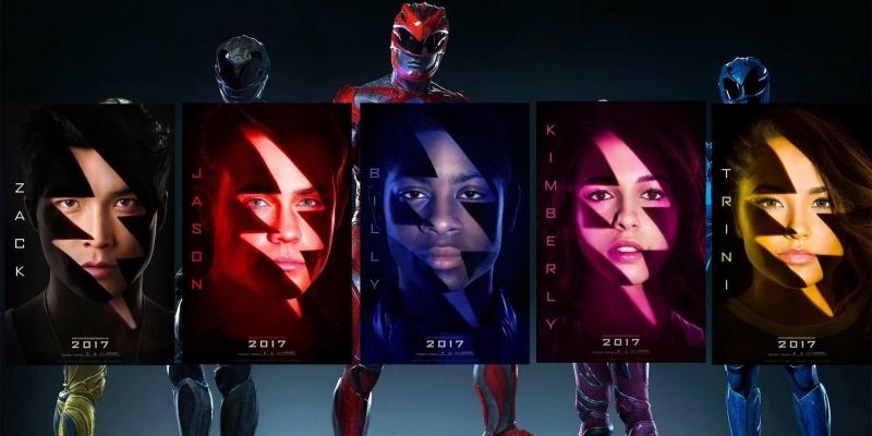 Phim Power Rangers