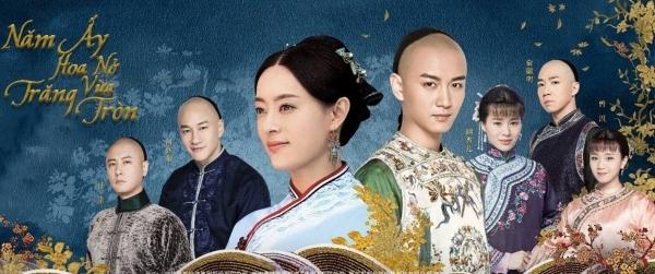 Poster với dàn diễn viên đẹp trong phim