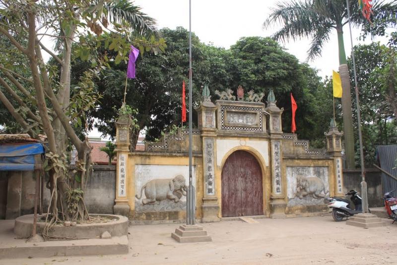 Đền thờ vị vua nhà Lý cuối cùng -  Lý Chiêu Hoàng