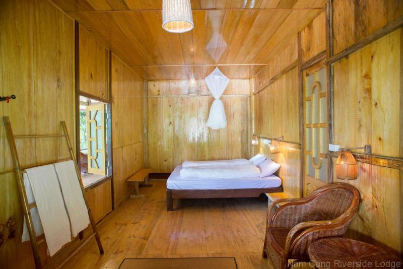 Nam Cang Riverside Lodge - Làng Nậm Cang