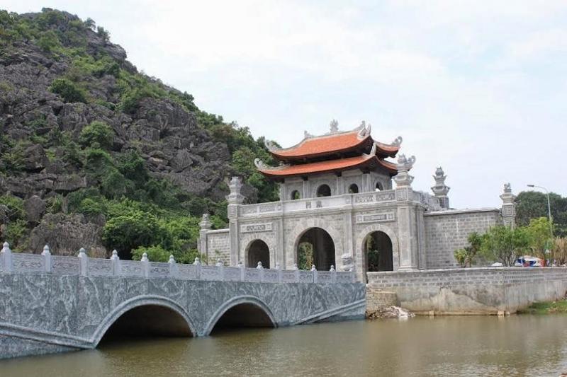 Khu di tích cố Đô Hoa Lư ở Ninh Bình