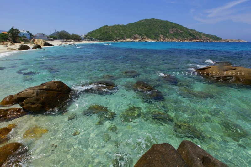 Nam Du đẹp không kém bất kỳ địa điểm nổi tiếng nào khác