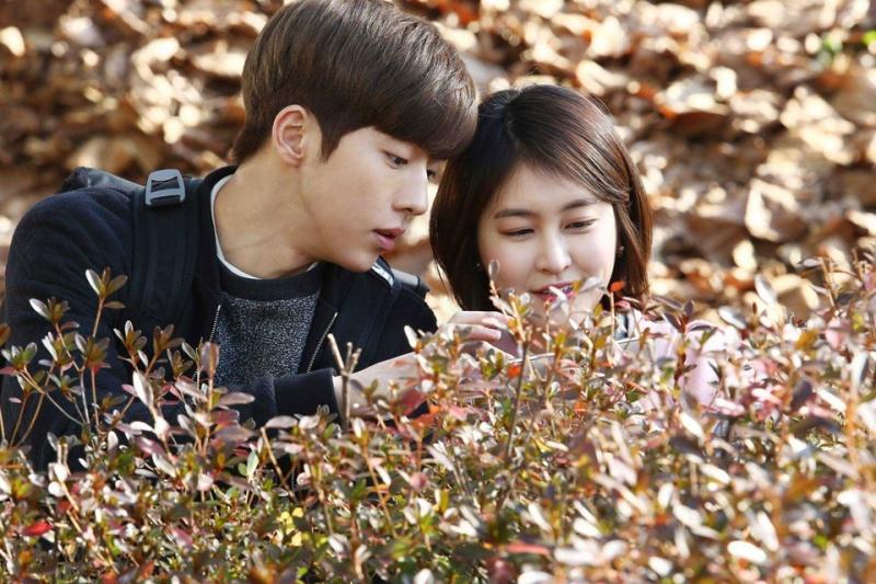 Nam Joo Hyuk - Park Min Ji