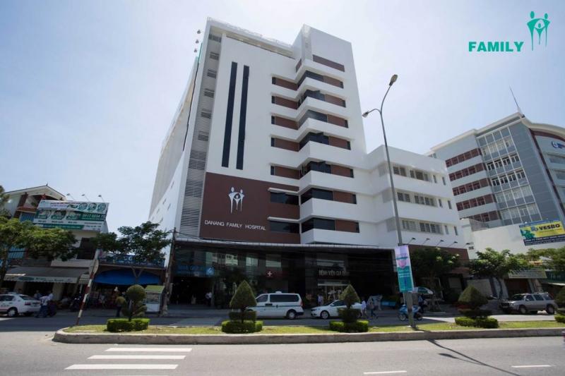 Bệnh viện Đa Khoa Gia Đình