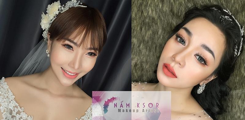 Nấm Ksor Makeup