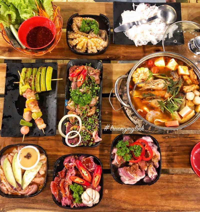 Top 14 Quán thịt nướng được yêu thích nhất tại Đà Lạt