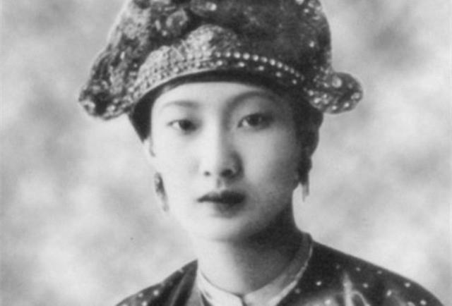 Chân dung Nam Phương Hoàng hậu.