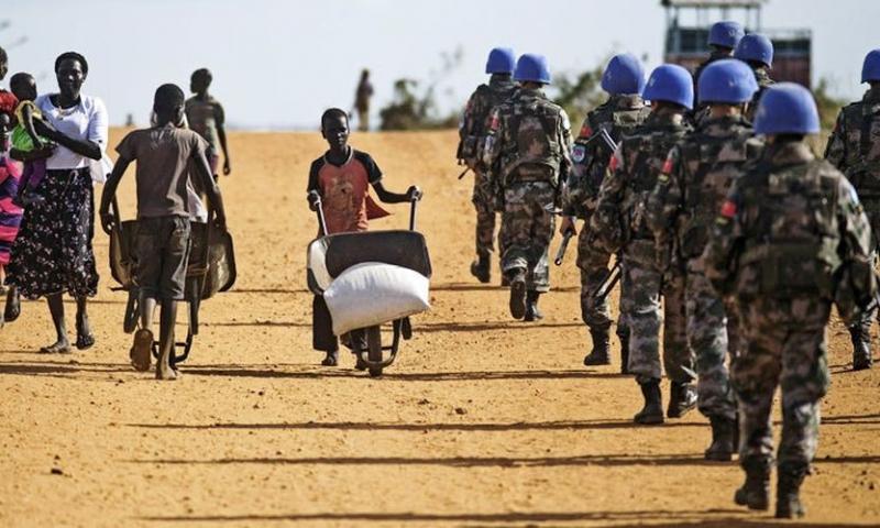 Nam Sudan