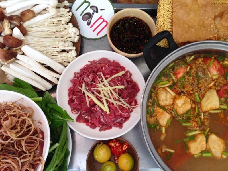 Nấm Việt Hà Thành nổi tiếng Hà Nội với những món ngon từ nấm