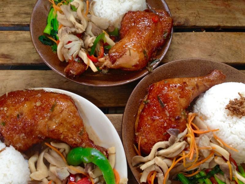 Nấm Việt Hà Thành mang đến cho thực khách rất nhiều món ngon khác nhau