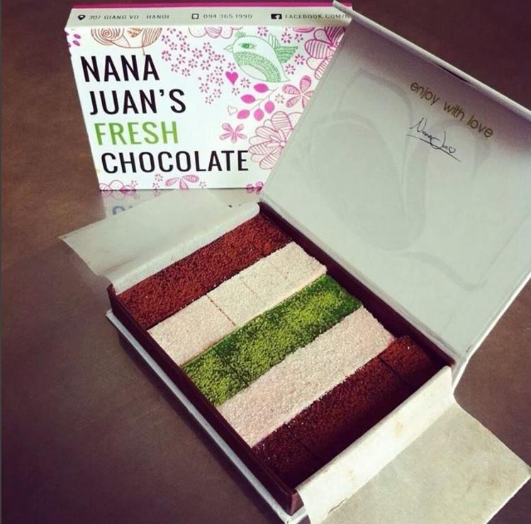 Nama Handmade luôn có sẵn đầy đủ các vị cho bạn chọn lựa