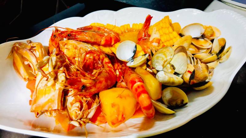 Top 5 nhà hàng hải sản ngon nổi tiếng tại Quận Hải Châu, Đà Nẵng