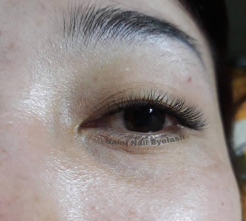 Nami Nail Eyelash
