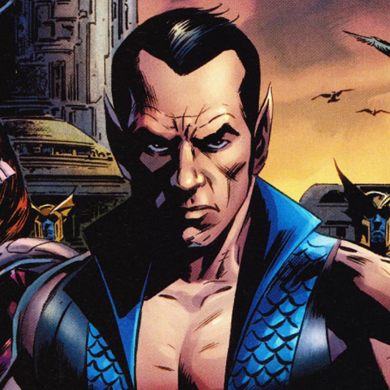 Namor là một nhân vật rất hay tuy nhiên vướng mắc pháp lý khiến Marvel chưa thể làm phim về anh