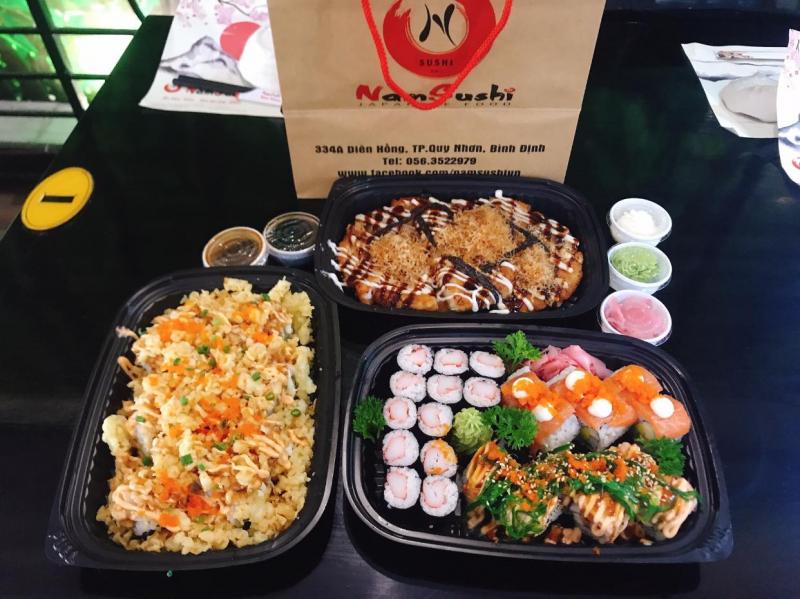 NamSushi & BBQ Buffet - Quy Nhơn