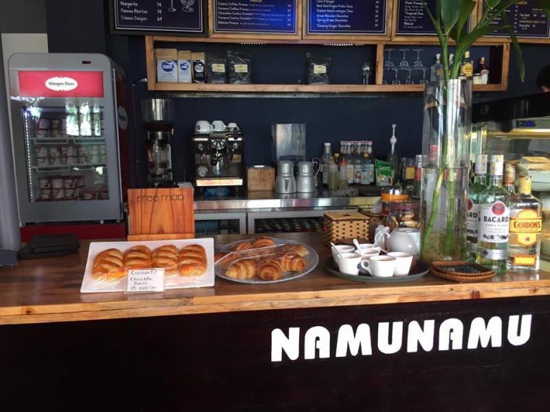 Namunamu Cafe & Bakery