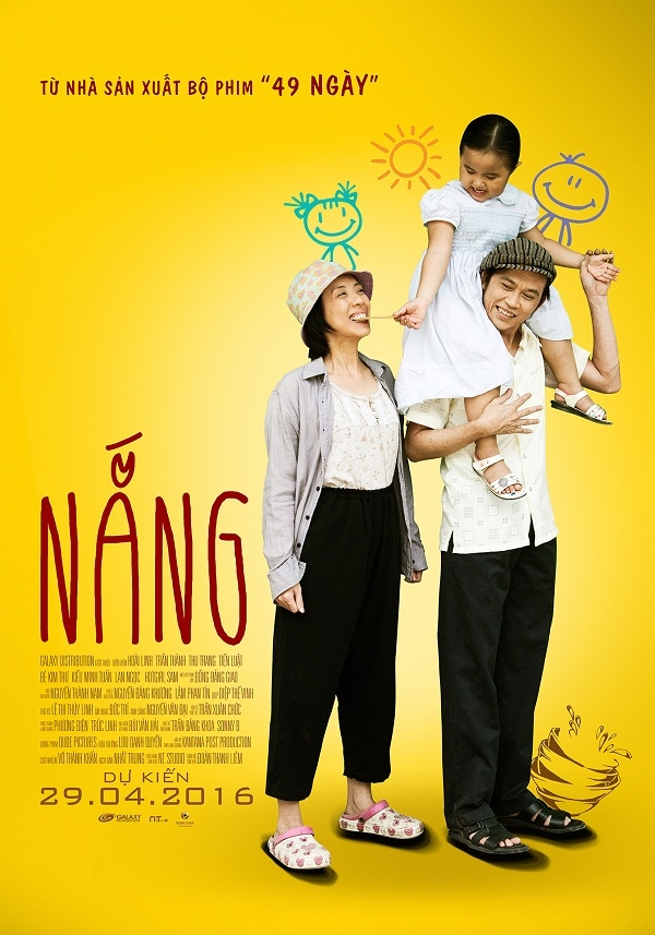 Poster phim Nắng