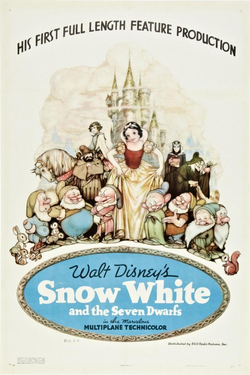Nàng Bạch Tuyết và bảy chú lùn (Snow White and the Seven Dwarfs - 1937)