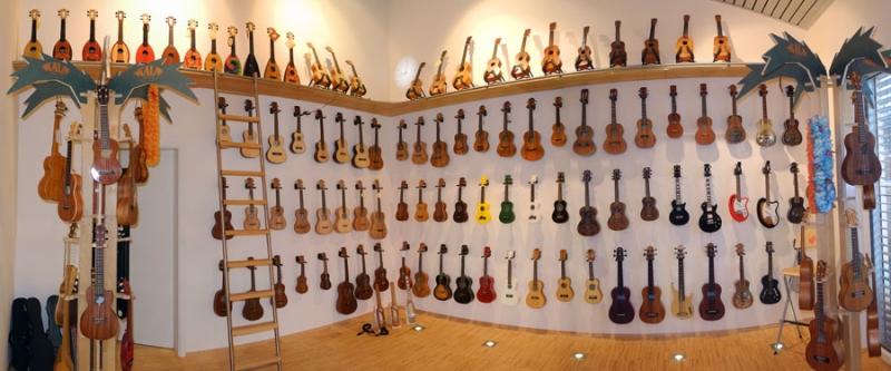 Nắng Hồng có rất nhiều nhạc cụ đa dạng để lựa chọn
