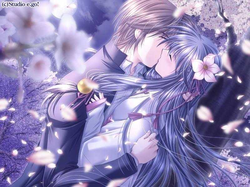 Nụ hôn ngọt ngào