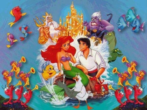 Nàng tiên cá - The Little Mermaid