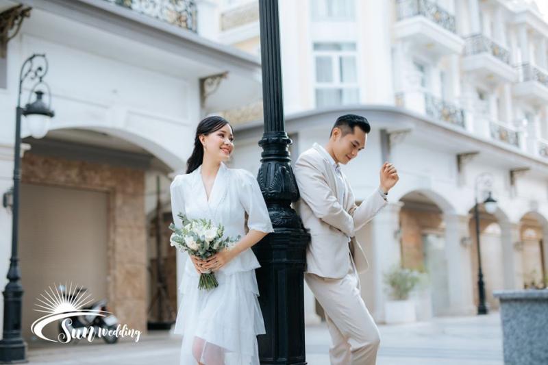 Nắng Wedding