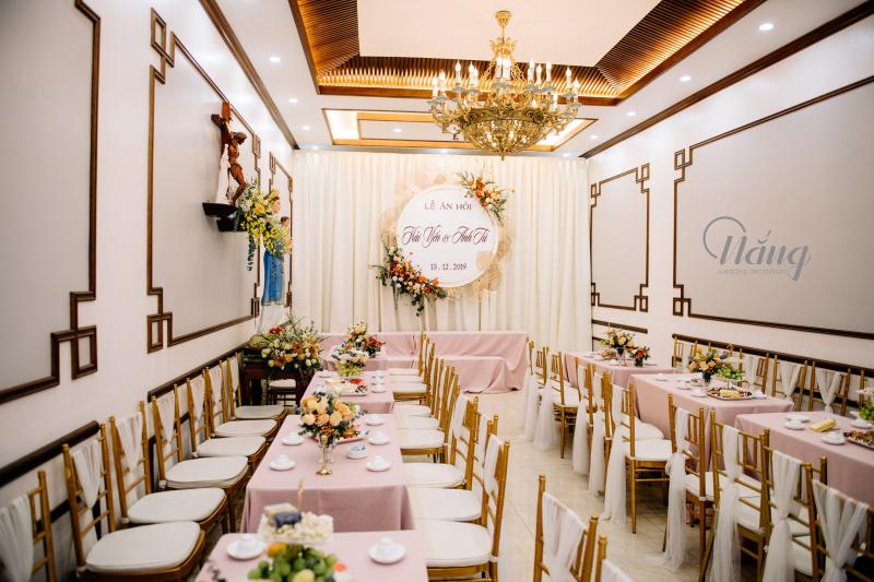 Nắng - Wedding decoration