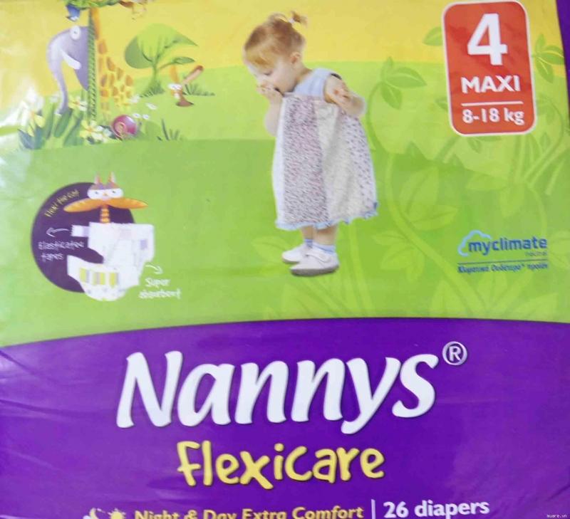 Bỉm Nannys