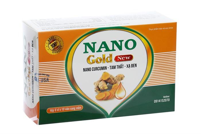 Nano Gold New