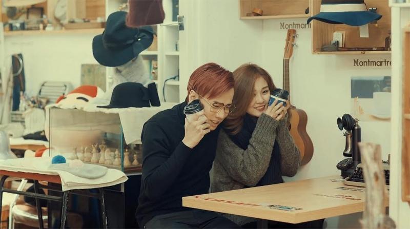 Hình ảnh trong MV