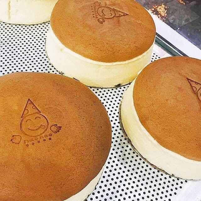 NaoNao - Japanese Cheesecake & Cheese Tart