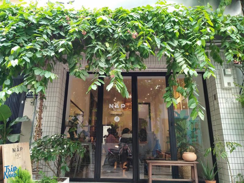 Nấp Sài Gòn Cafe
