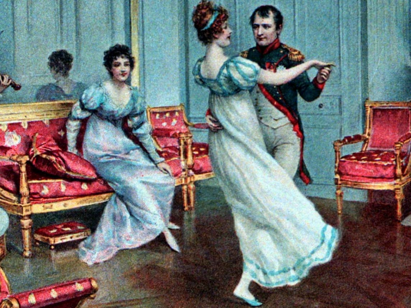 Napoleon và Josephine