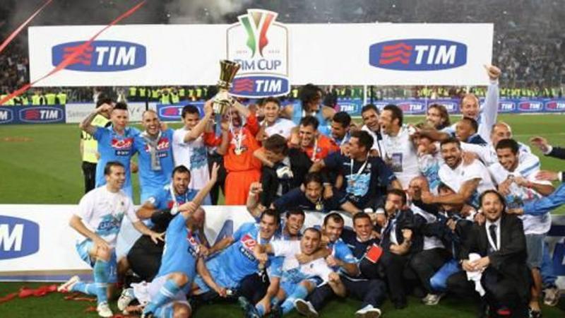 Napoli là đội vô địch năm 2014