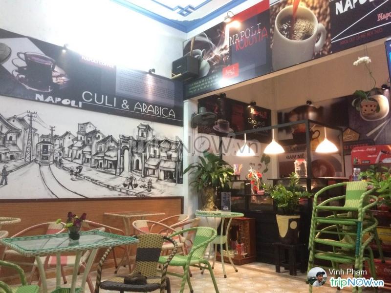 Napoli Coffee Vinh