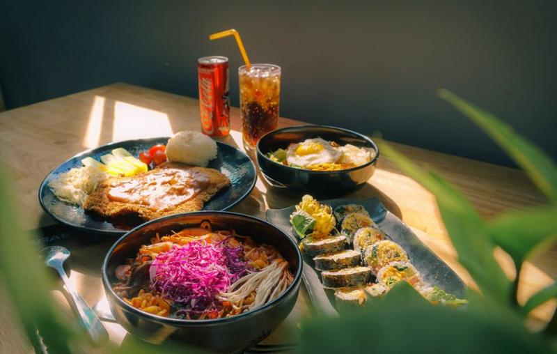 Đây là quán ăn phong cách xứ kim chi đáng để thử vì chất lượng tuyệt vời và có mức giá dễ chịu.