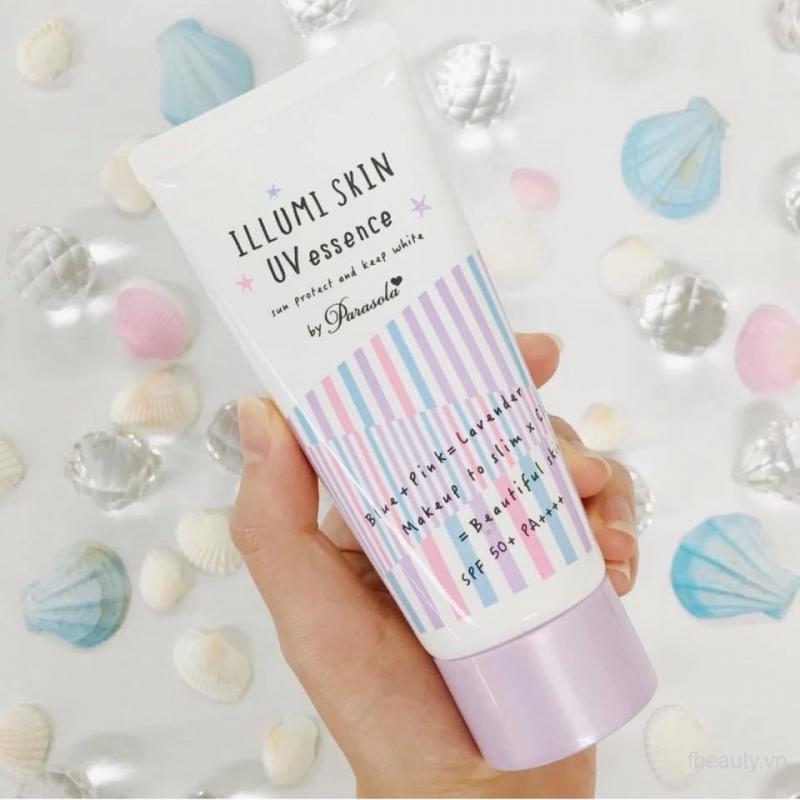 Naris Parasola illumi Skin UV Essence