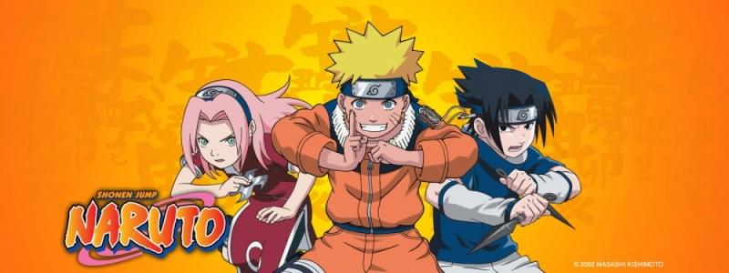 Naruto và những người bạn