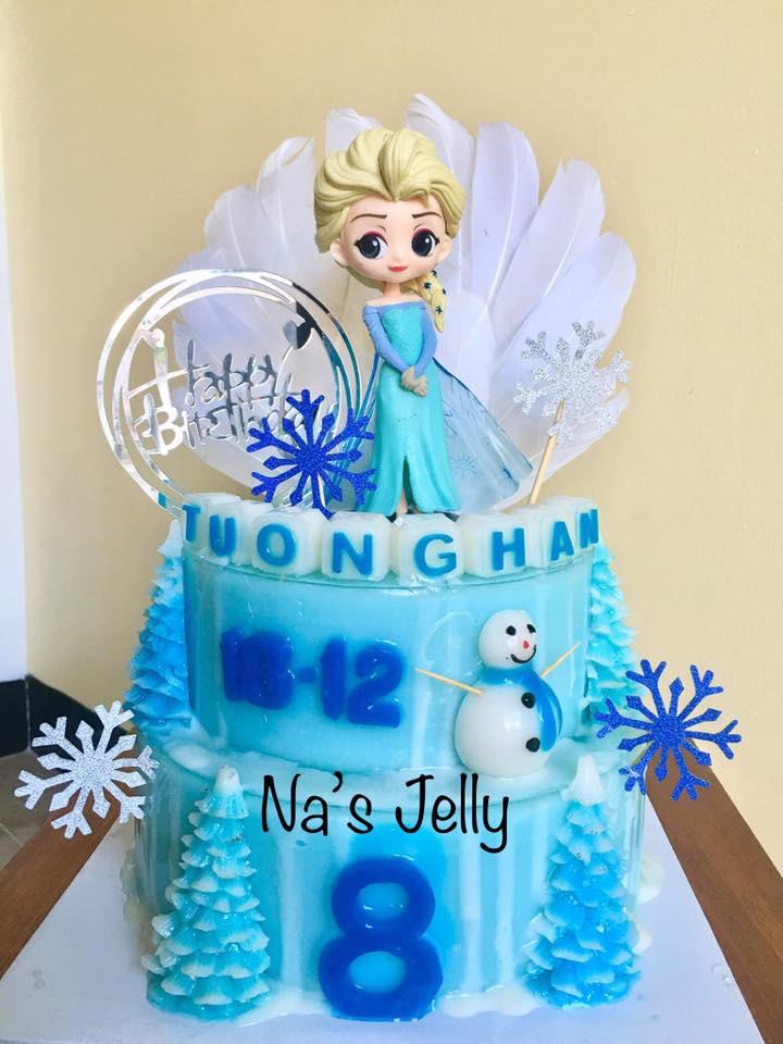 Na's Jelly - Homemade Cake