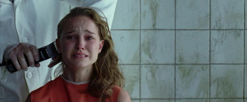 Natalie Portman trong phim V for Vendetta