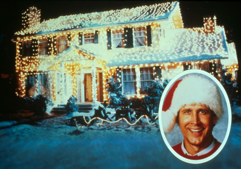 National Lampoon's Christmas Vacation(1989)