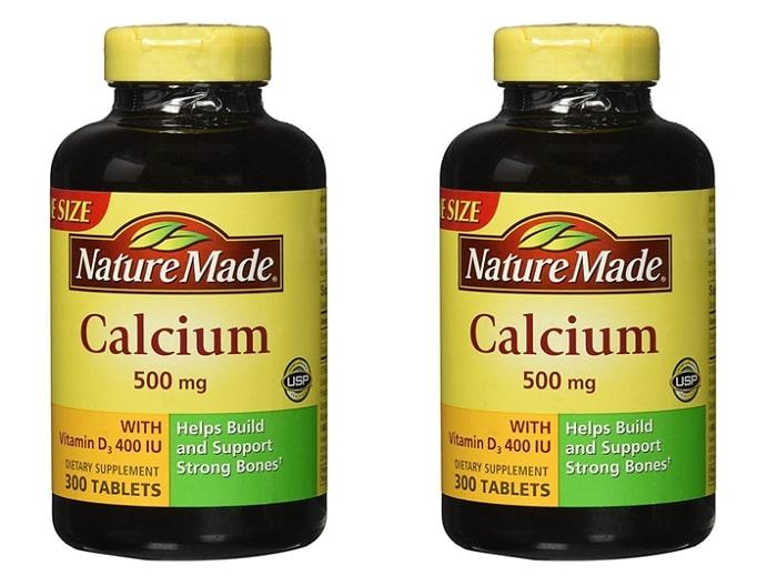 NATURE MADE CALCIUM MAGNESIUM ZINE WITHVITAMIN D