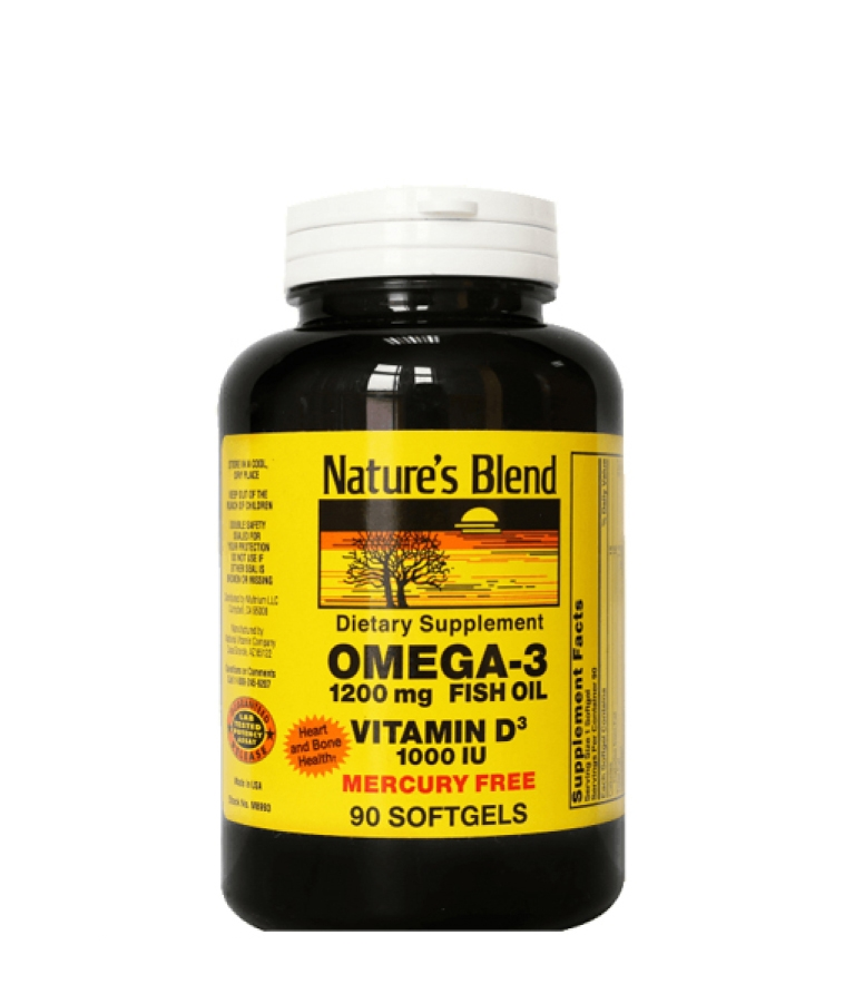 Nature's Blend Omega-3